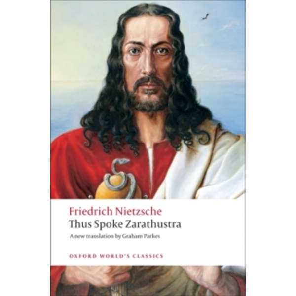 Thus Spoke Zarathustra: A Book for Everyone and Nobody by Friedrich Nietzsche (Paperback, 2008)