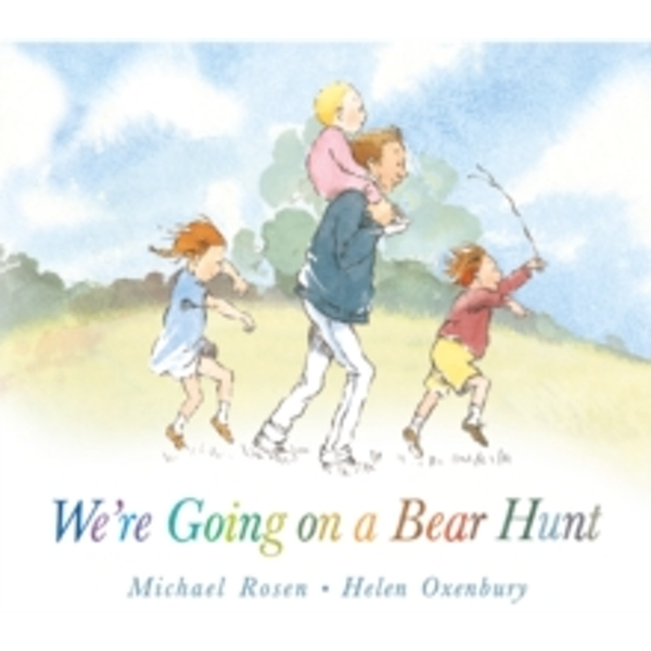 We're Going on a Bear Hunt by Michael Rosen (Board book, 2015)