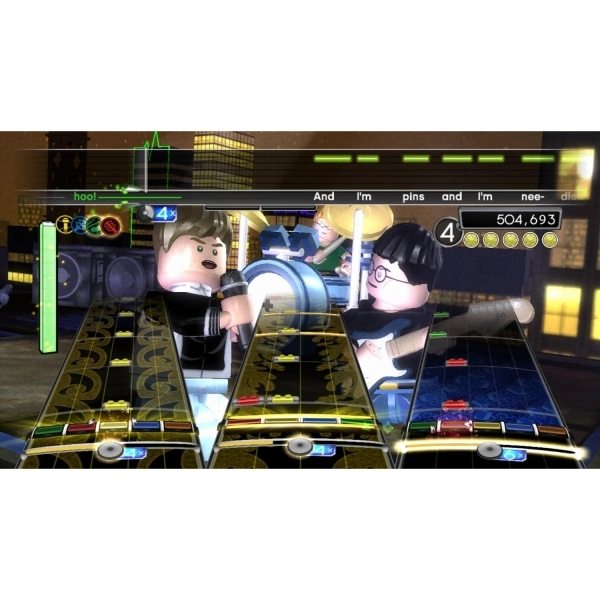 Lego Rock Band Game PS3 - Image 6