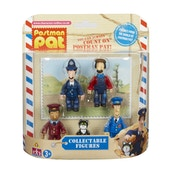 Postman Pat Five Figure Pack