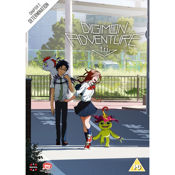 Digimon Adventure Tri The Movie Part 2 DVD