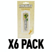 Ice Cream (Pack Of 6) Chewits 3D Hanging Air Freshener