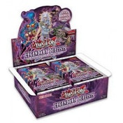 Yu-Gi-Oh! TCG Legendary Duelists: Immortal Destiny Booster Box (36 Packs)
