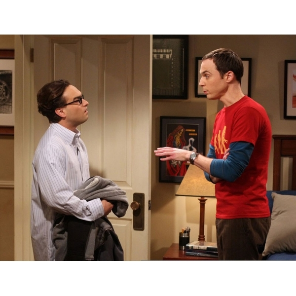 Big Bang Theory Complete Third Series 3 DVD - Image 2