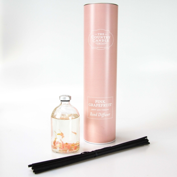 Pink Grapefruit (Pastel Collection) Reed Diffuser