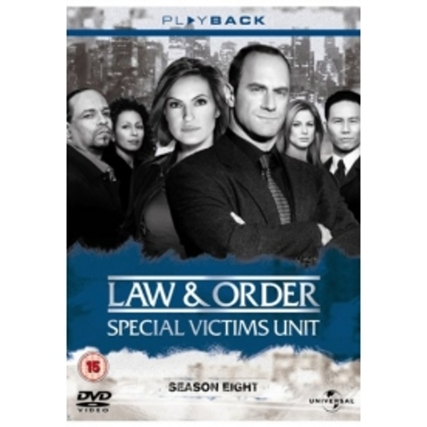 Law & Order: Special Victims Unit - Season 8 DVD