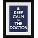 Keep Calm Im The Doctor Framed 12x16 Photographic Print - Image 2