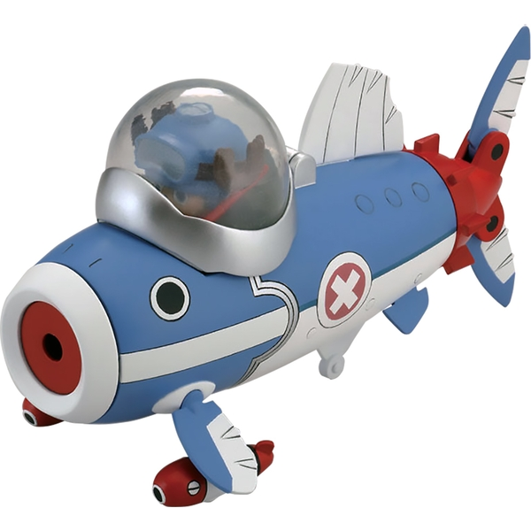 Chopper Submarine (One Piece Robot) Bandai Model Kit