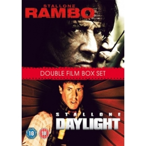 Rambo/Daylight Double Pack DVD