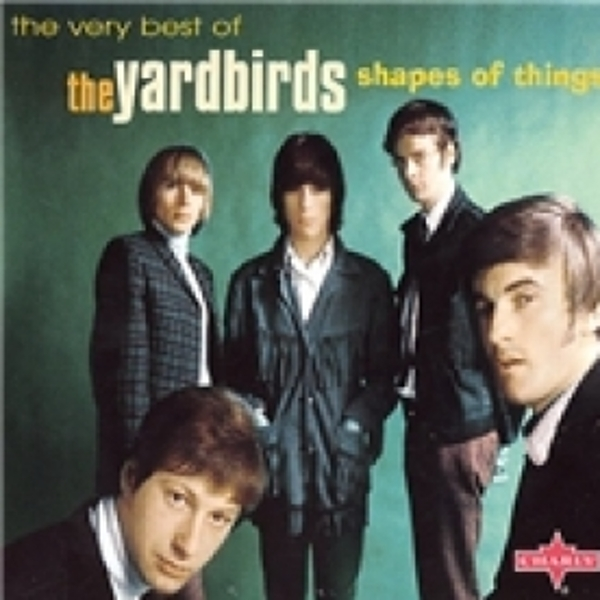 The Yardbirds Shapes Of Things CD
