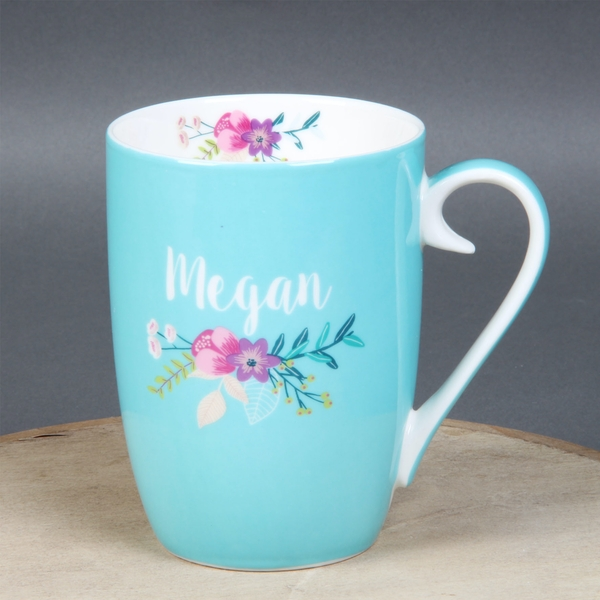Vintage Boutique Ceramic Megan Mug