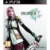 Final Fantasy XIII 13 Game PS3