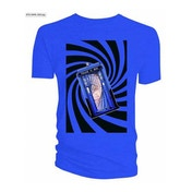 Doctor Who - Tardis Blue Swirl Men's XXX-Large T-Shirt - Blue