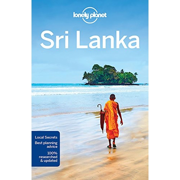 Lonely Planet Sri Lanka  Paperback / softback 2018