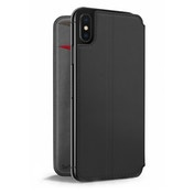 TwelveSouth SurfPad iPhone X Folio Case Black