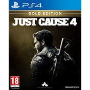 Just Cause 4 Gold Edition PS4 Game (Renegades DLC)
