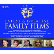 Various - Latest and Greatest Family Films CD