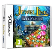 Jewel Link Legends of Atlantis Game DS