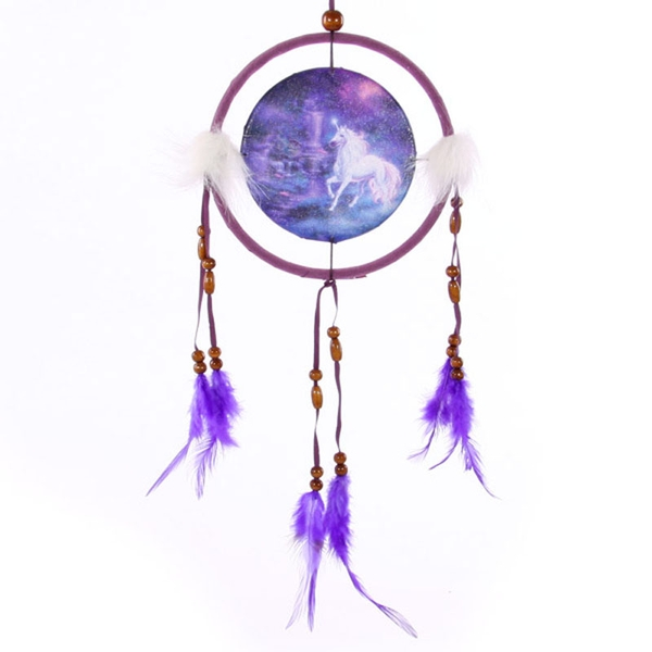 Decorative Fantasy Unicorn Dreamcatcher