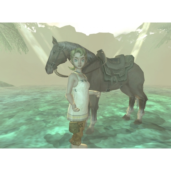The Legend Of Zelda Twilight Princess (Selects) Game Wii - Image 2