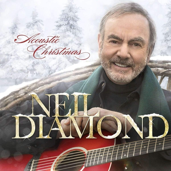 Neil Diamond - Acoustic Christmas CD