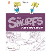 The Smurfs Anthology 5 Hardcover