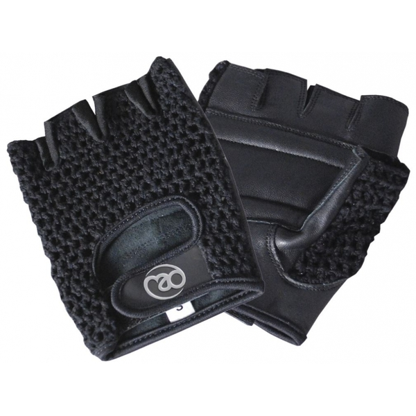 Fitness-Mad Mesh Fitness Gloves Large/XL