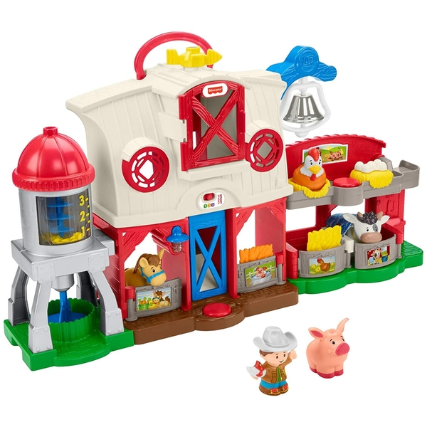 Fisher Price Little People Caring Farm Playset