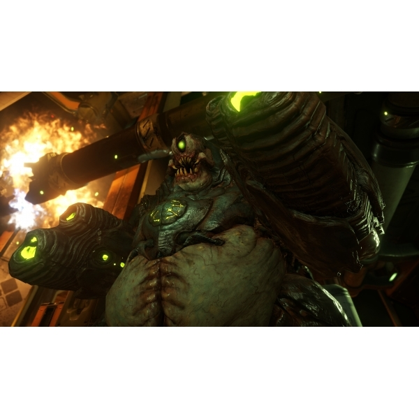Doom PC CD Key Download for Steam (Inc Demon Multiplayer Pack DLC) -  365games co uk