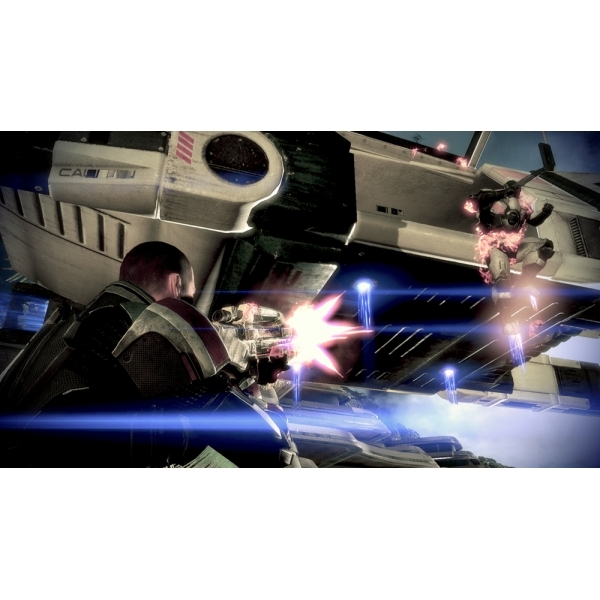 Mass Effect 3 (Kinect Compatible) Game Xbox 360 - Image 4