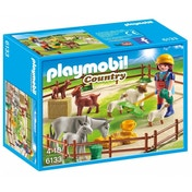 Playmobil Country Farm Animal Pen