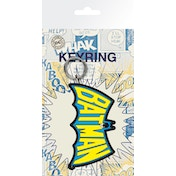 DC Comics Wings Key Ring