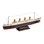 Titanic Gift Set 1:700 & 1:1200 Scale Level 4 Revell Model Kit