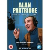Alan Partridge Mid Morning Matters DVD