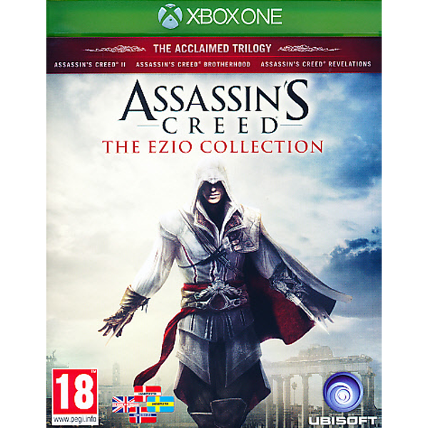 Assassin S Creed The Ezio Collection Nordic Xbox One Game Shop4indonesia Com