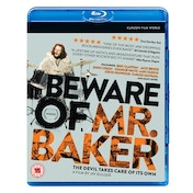 Beware of Mr. Baker Blu-ray