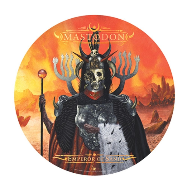 Mastodon - Emperor Of Sand Picture Disc Vinyl