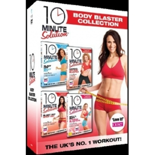 10 Minute Solution The Body Blaster Collection DVD