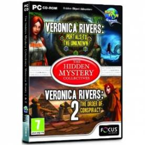 The Hidden Mystery Collectives Veronica Rivers 1 and 2 Game PC