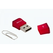 PNY Micro Sleek Attaché USB Drive 4GB
