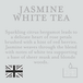 Jasmine White Tea (Polka Dot Collection) Wax Melt - Image 3