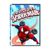Ultimate Spider-Man: Volume 4 - Ultimate Tech DVD