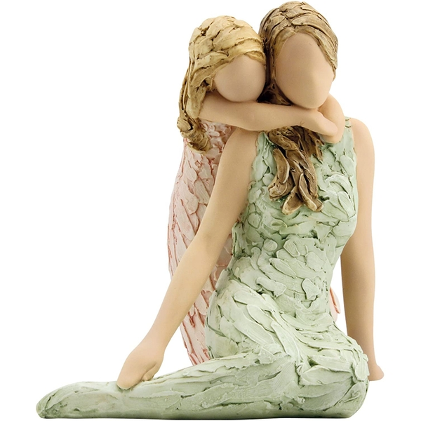 More than Words Figurines Like Mother Like Daughter