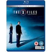 The X-files I Want To Believe Blu-ray
