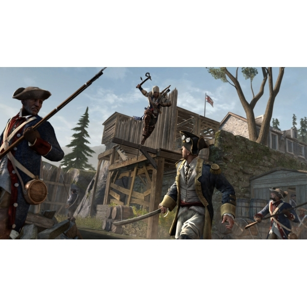 Assassin's Creed III 3 Join Or Die Edition PS3 Game - Image 3