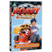 Roary The Racing Car Roarys First Day DVD