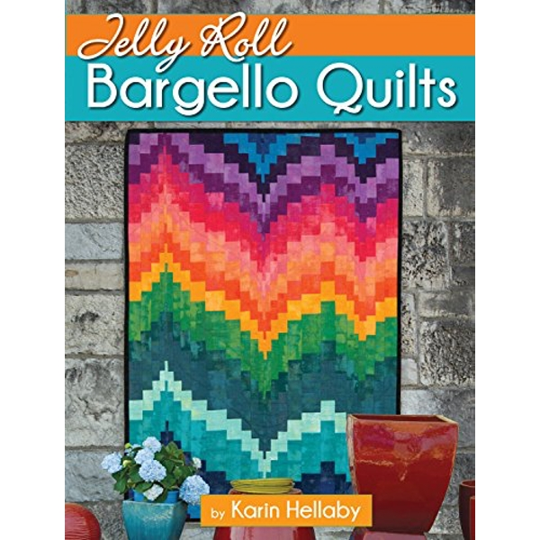 Jelly Roll Bargello Quilts  Paperback / softback 2018