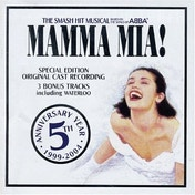 Mamma Mia - Original London Cast (5th Anniversary Edition) CD