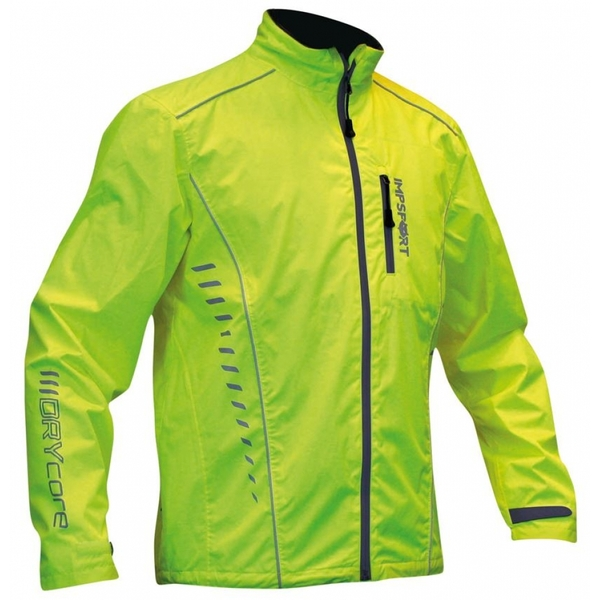 Impsport Drycore Cycling Rain Jacket Medium