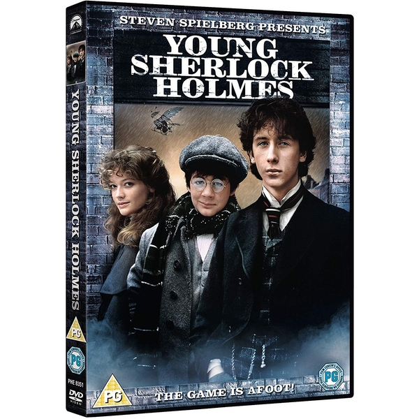 Young Sherlock Holmes And The Pyramid Of Fear DVD